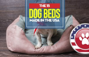 Top 15 Dog Beds Made in USA