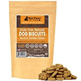 Raw Paws Pet Grain-Free Quinoa Dog Biscuits