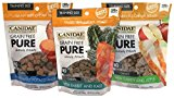 Canidae Grain Free Pure Chewy Treats Variety Pack