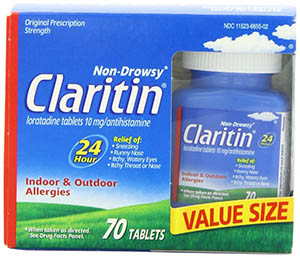 Claritin (Loratadine)