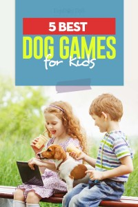 5 Best Dog Games for Kids