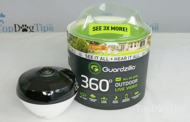 Guardzilla 360 Outdoor Camera Review