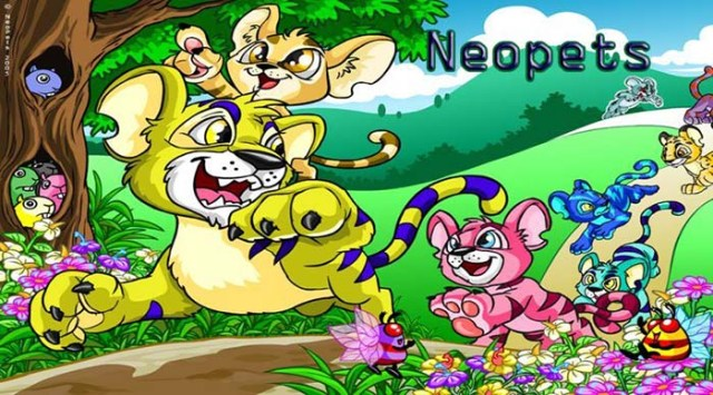 Neopets dog game