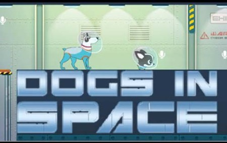 Dogs in Space Free Dog Game Online