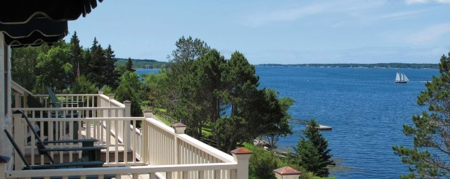 Spruce Point Inn Resort and Spa Boothbay Harbor