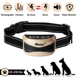 REGIROCK Upgrade Version Barking Control Collar