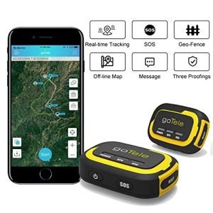 goTele GPS Tracker by goTele