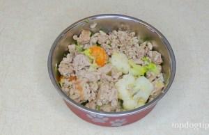 homemade dog food recipe skin allergies