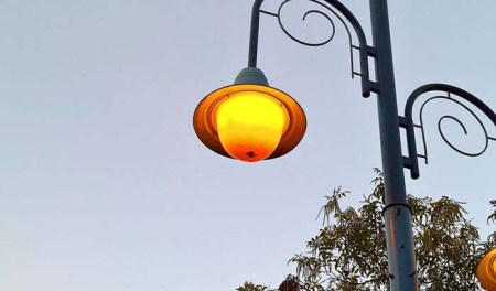 Dog Poo-Powered Lights by Brian Harper
