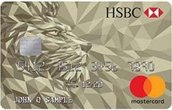 HSBC Gold Mastercard