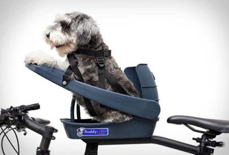 Pet-Friendly Bike Seats - BuddyRider