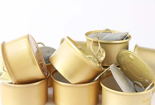 BPA in Canned Dog Foods