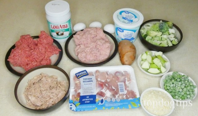 Dog Food Recipe for Congestive Heart Failure