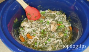 homemade dog food for picky eaters