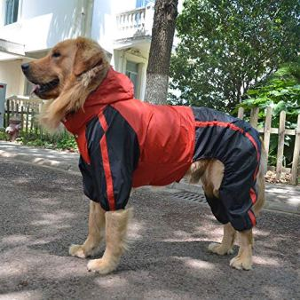 Lovelonglong 4 Leg Raincoat