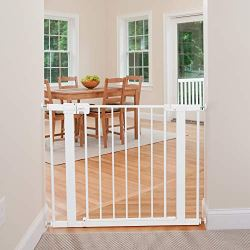 Easy Install Metal Baby Gate by Safety First