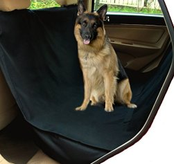 Waterproof Hammock Car Seat Cover for Dogs by NAC&ZAC