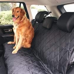 Luxury Hammock Dog Car Seat Cover by BarksBar