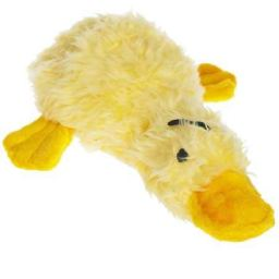 Duckworth Large Yellow Duck Dog Toy