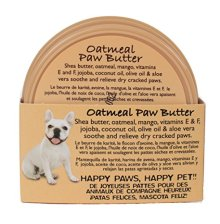Oatmeal Natural Paw Butter by Pet Head