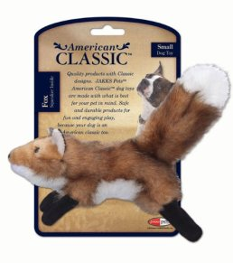 American Classic Fox Toy for Puppies