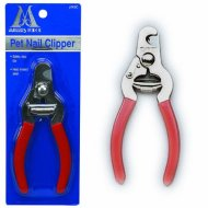 Stainless Steel Nail Clipper for Dogs (Pliers Style) by Millers Forge