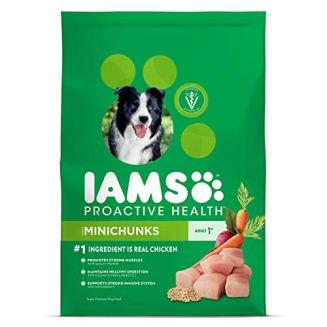 Iams Proactive Health Adult Minichunks Dry Dog Food byIAMS