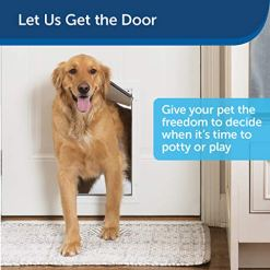 PetSafe Freedom Patio Door for Dogs by PetSafe