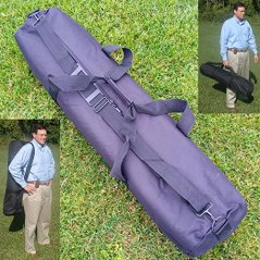 Travel Jump Set (4 Jumps and Carry Bag) from Affordable Agility