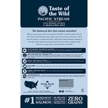 Taste of the Wild, Canine Formula, Pacific Stream by Taste of the Wild Pet Food