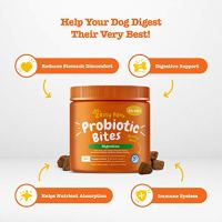 Probiotic for Diarrhea & Upset Stomach Relief by ZestyPaws