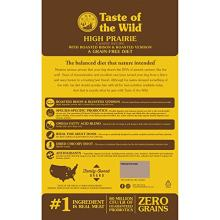 Taste of the Wild, Canine Formula, High Prairie by Taste of the Wild Pet Food