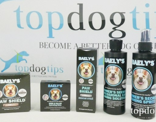 Baely's Dog Grooming Supplies