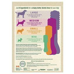 Nutri Dent Dog Treat Dental Bones by Nylabone