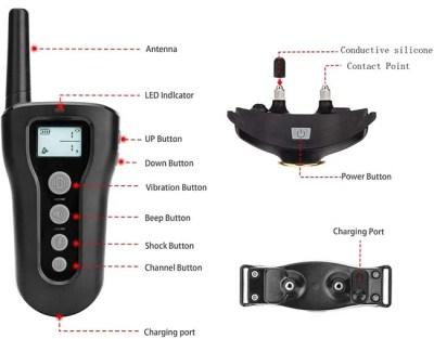 Design of a shock collar