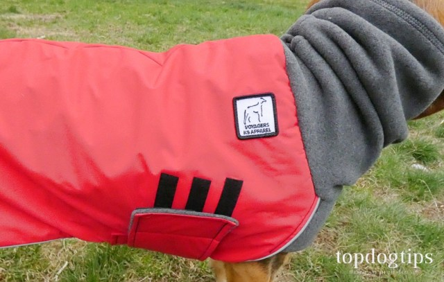 Voyagers K9 Apparel Dog Coat Review