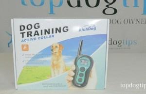 RichDog Electronic Collar Giveaway