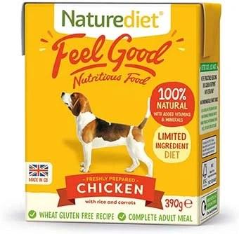 Naturediet Feel Good Complete Wet Food