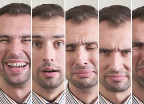 facial reactions