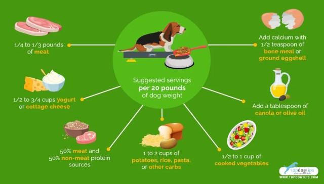 Homemade Dog Food