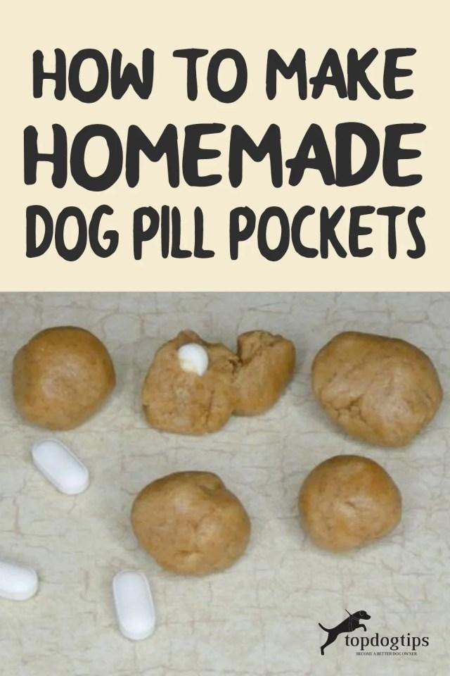 How To Make Homemade Dog Pill Pockets