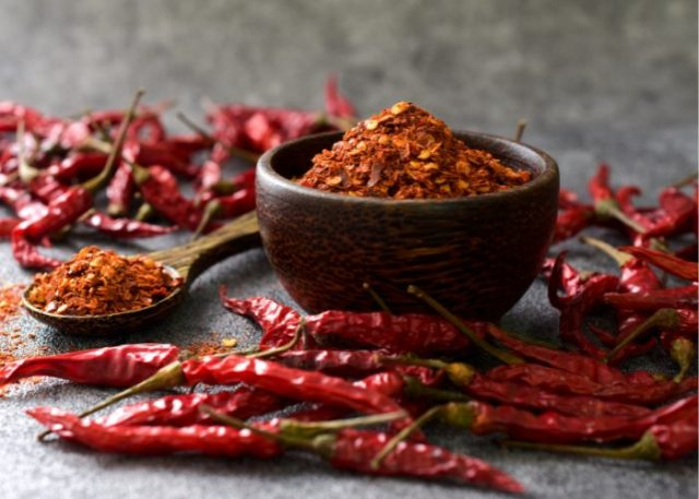 Natural Dog Repellent #8: Chili or Cayenne Peppers
