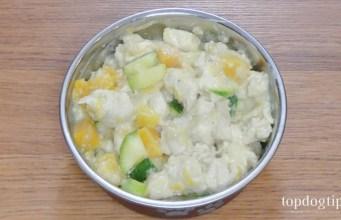 chicken casserole for dogs