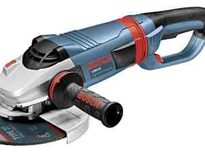 Bosch 1994-6 - 9 In. 15 A High Performance Large Angle Grinder