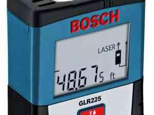 Bosch GLR225 - Digital Laser Distance Measurer