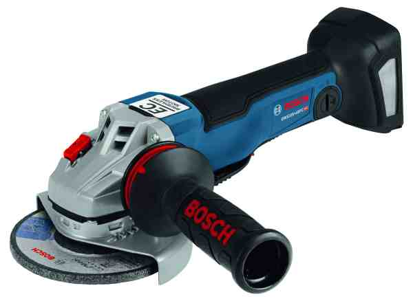 18V EC Brushless Connected-Ready 4-1/2 In. Angle Grinder with No Lock-On Paddle Switch (Bare Tool)