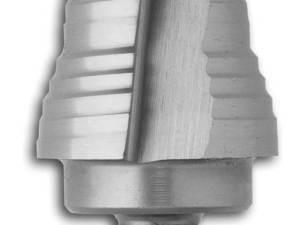 Bosch SDH1 - 1/8 In. to 1/2 In. High Speed Steel Step Drill Bit