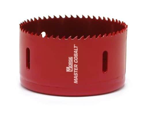 Morse 3 3/8 BI-METAL HOLE SAW