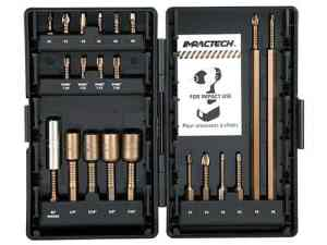 21 PC IMPACTECH BIT SET