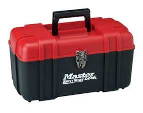 17in (432mm) Personal Lockout ToolBox, Unfilled